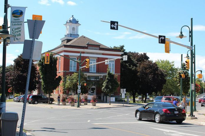 The Township of Selwyn will be receiving $1,488,400 over five years from the Ontario government to pilot a rural transportation service serving Lakefield (pictured), Ennismore, Curve Lake, and Bridgenorth.