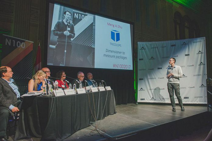 N100 Evolution is an enhanced version of the previous N100 invitational technology startup competition. It's now biennial with a larger prize of up to $250,000 in investment funding. (Photo: Northumberland CFDC)