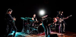 """Toronto-based progressive rock band The Divided Line is one of the bands performing at Peterborough LIVE Music Festival's """"Mayhem"""" show at The Red Dog on Saturday, May 26th. The festival runs from May 24 to May 26, 2018. (Photo: Raph Nogal)"""