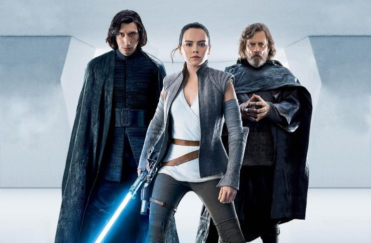 """Many fans loved it; others, not so much. """"Star Wars: The Last Jedi"""" premieres on Netflix Canada on Tuesday, June 26. (Photo: Walt Disney Studios)"""