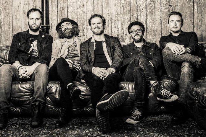 Juno award-winning indie rock band Wintersleep from Nova Scotia will be performing at 2018 Peterborough Musicfest on Saturday, July 21. (Photo: Scott Munn)
