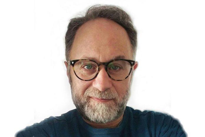 Filmmaker Brian Mitolo.
