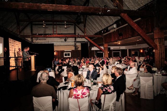 The Lindsay and District Chamber of Commerce 2018 Evening of Excellence took place on June 1st at  the Lakeview Arts Barn in Bobcaygeon. (Photo: Laura Elizabeth)