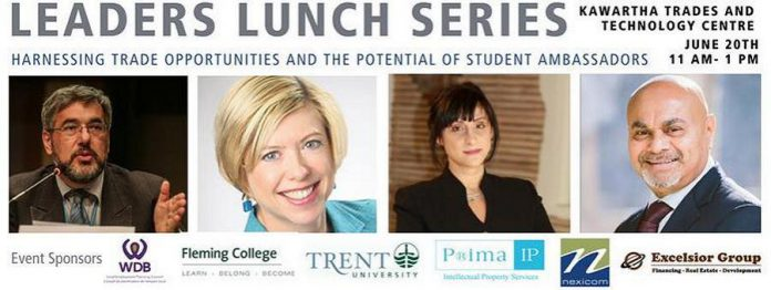 Leaders Lunch Series