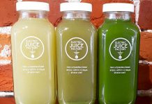 Port Hope's Electric Juice Factory has now opened a location in downtown Peterborough. The company offers of raw, organic, cold-pressed juice as well as other natural food products. (Photo: Electric Juice Factory / Facebook)