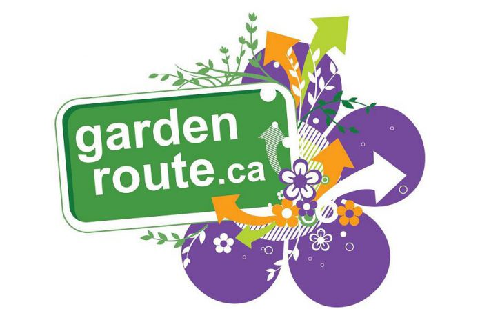 Look out for the Peterborough and Area Garden Route logo to let you know when you've arrived at a stop along the route.