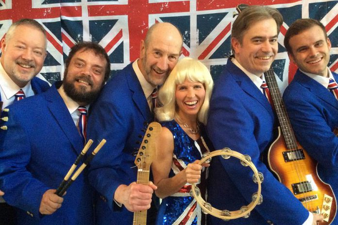 "Leisa Way and The Wayward Wind Band perform music by English singers-songwriters in ""Across the Pond: The British Invasion"". (Photo: Way-To-Go Productions)"