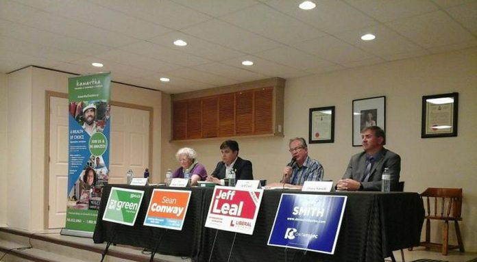 Chamber all-candidates meeting
