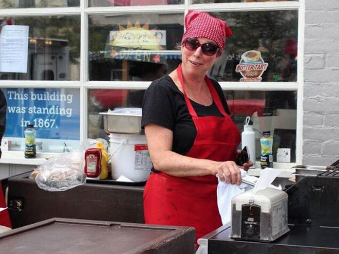At the Cobourg Food and Music Festival on Saturday, July 6th, vendors will fill the streets, offering food with a picnic theme. (Photo: Cobourg DBIA)