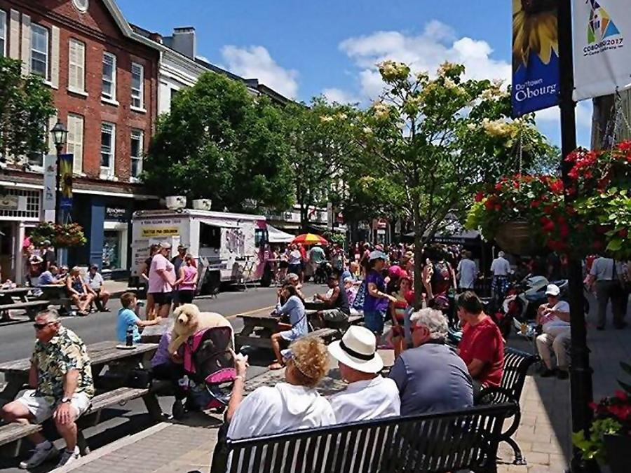Cobourg Food Festival