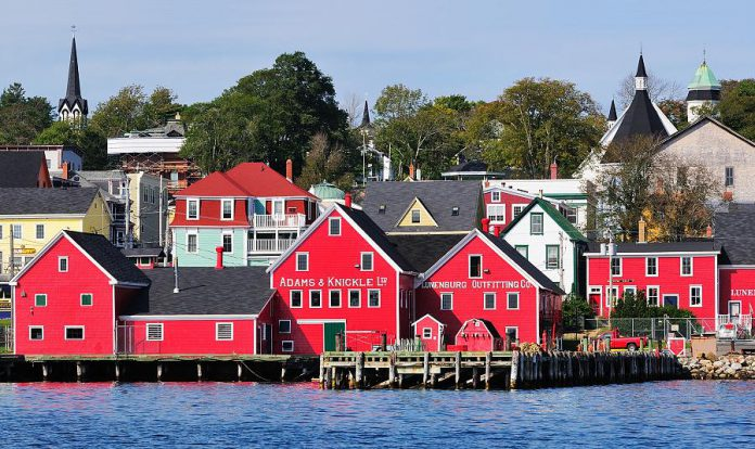 "The real-life town of Lunenburg, Nova Scotia, is the setting for Norm Foster's latest play ""Lunenburg"". (Photo: Wikipedia)"