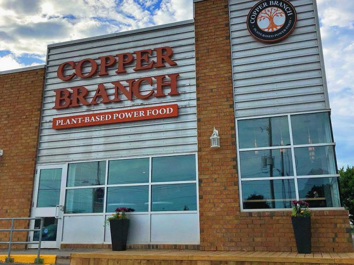 Copper Branch's Peterborough location at at 1040 Lansdowne Street West. (Photo: Copper Branch Peterborough / Facebook)
