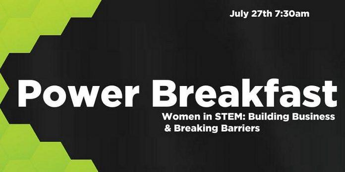 Power Breakfast Women in STEM