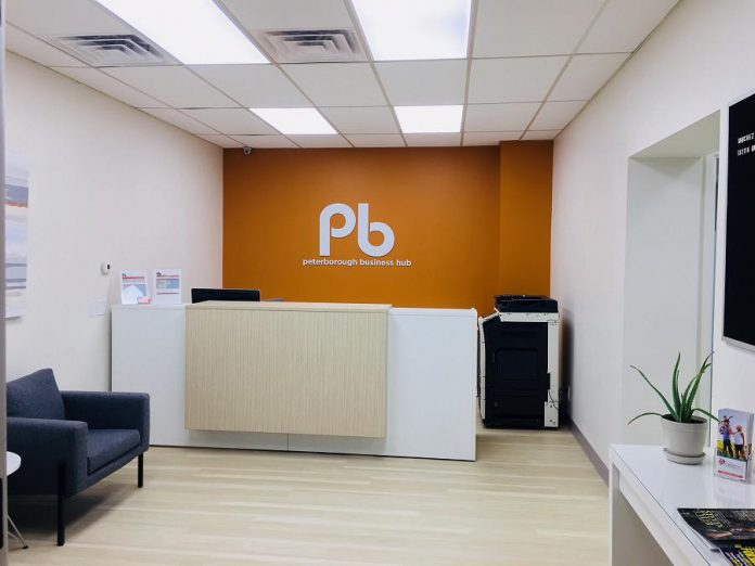 "Peterborough Business Hub at 398 McDonnel Street in Peterborough offers ""affordable space for business professionals"". (Photo; Peterborough Business Hub)"
