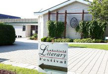 The 2018 Lakefield Literary Festival takes place from Friday, July 13th to Sunday, July 15th in Lakefield, and includes four reading events, a supper and reception with festival authors, and three writing craft talks at the Bryan Jones Theatre at Lakefield College School for a ticketed admission fee. (Photo: Lakefield Literary Festival)