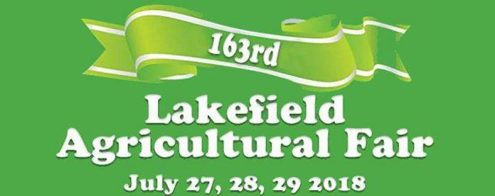 Lakefield Agricultural Fair