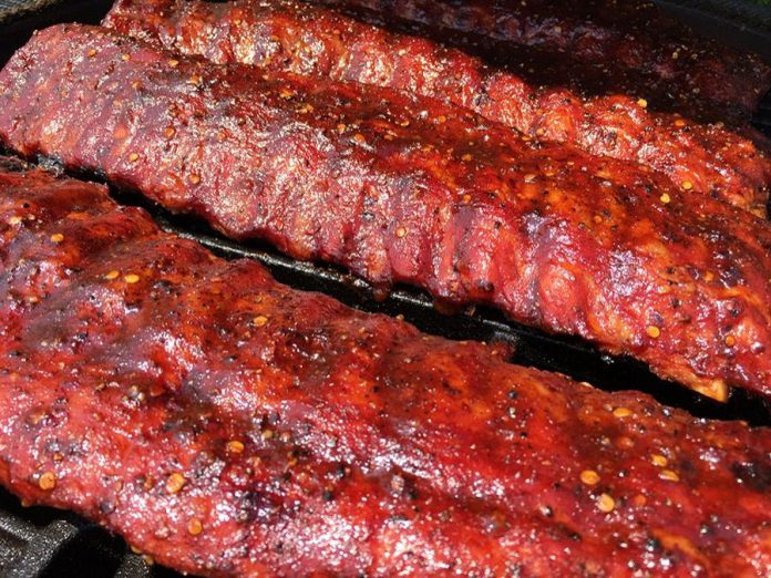 Entries are submitted in tree categories: brisket, chicken and ribs. Entries are judged based on flavour, doneness and appearance. (Photo: Friendly Fires)
