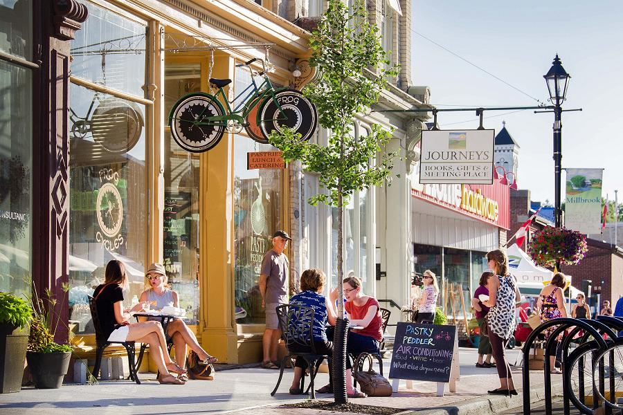 Six reasons to head to downtown Millbrook for Ladies' Night