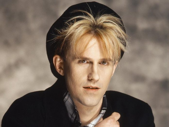 "Howard Jones in 1983, when he released his debut single ""New Song"", which reached number three on the British music charts and then zoomed into the Top 30 in the United States. (Photo: Simon Fowler / howardjones.com)"