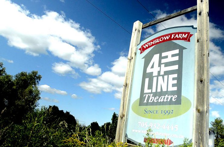 Item #2 on our ultimate Peterborough & the Kawarthas summer bucket list: epic plays from 4th Line Theatre performed outdoors among the rolling hills of Millbrook at the picturesque Winslow Farm. Read on for 10 more unique summer experiences available to residents and visitors alike in Peterborough & the Kawarthas.