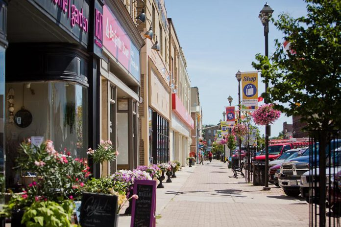 The City of Kawartha Lakes' Strategic Community Improvement Plan will provide financial incentives for aesthetic and functional improvements to commercial, mixed-use, and designated residential properties in communities within the city, including Lindsay. (Photo: City of Kawartha Lakes)