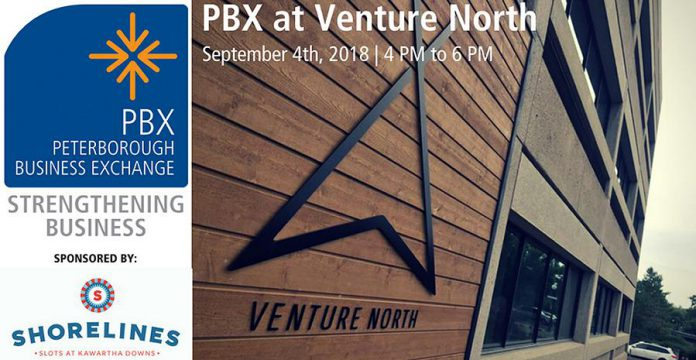 Peterborough Chamber PBX at Innovation Cluster on September 4