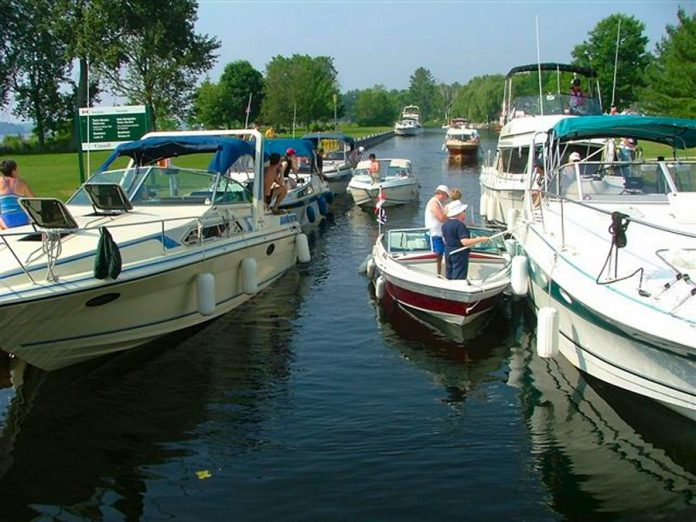 """Regardless of the size of your boat, """"Boating 2: Beyond The Basics"""" will help you acquire new boating skills or brush up on the skills you already have. Registration is now open for the course, offered by the Peterborough Power and Sail Squadron, which runs every Monday evening for six weeks beginning on September 17, 2018. (Photo courtesy of Peterborough Power and Sail Squadron)"""