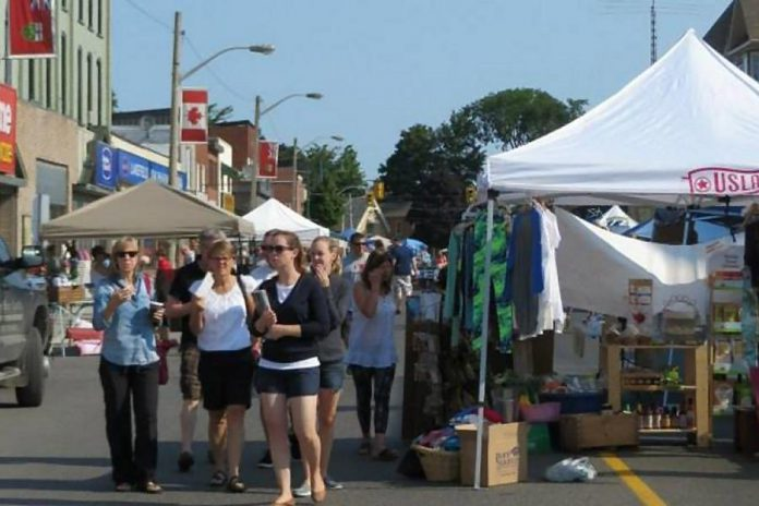 The Kawartha Chamber will have a booth at the Lakefield Sidewalk Sale on Saturday, August 11th. There will be a variety of games and challenges set up for visitors to enjoy, as well as lots of great local information. The Chamber will also be accepting donations for its fundraiser to support the Habitat for Humanity Women's Build in Curve Lake First Nation.