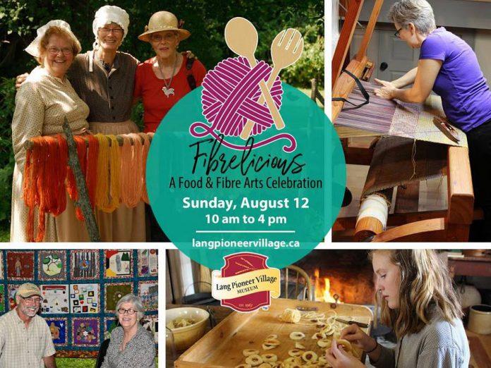 Fibrelicious Food & Fibre Arts Festival