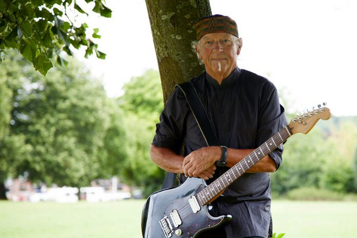 Jethro Tull's Martin Barre Band, featuring the long-time lead guitarist from the iconic British progressive rock band, is performing at Market Hall in Peterborough on September 25, 2018. (Publicity photo)