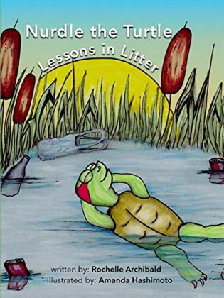 Nurdle the Turtle