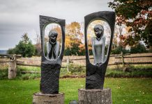 Item #10 on our ultimate Peterborough & the Kawarthas summer bucket list for August: ZimArt's Rice Lake Gallery near Bailieboro. On over two acres of a picturesque farm overlooking Rice Lake, you will find the most comprehensive collection of Zimbabwean stone sculpture in Canada, with more than 300 hand-carved African stone sculptures, with some reaching a height of nine feet. Read on for 10 more unique summer experiences available to residents and visitors alike in Peterborough & the Kawarthas.