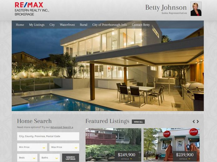 You can see all of Betty Johnson's listings, and find out more about the community, at her website at www.bettysellshomes.net.