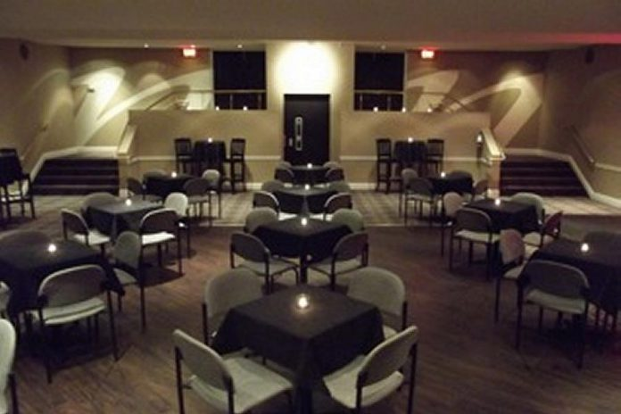 Showplace Performance Centre is more than an entertainment venue: it's also a community space that people can book for weddings, award ceremonies, graduations, high school musicals, conferences, and other purposes. The Nexicom Studio at Showplace Performance Centre can accommodate 100 people, making it a perfect venue for private or community events as well as intimate performances. (Photo: Kait Dueck)