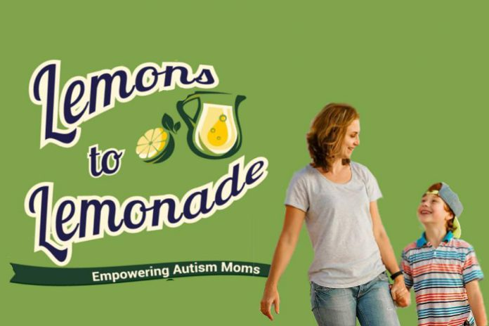 "Sue Simmons, owner of Equinox Family Consulting Ltd., created her signature program ""Lemons to Lemonade Better Behaviour Bootcamp"" in 2017. The online group coaching program for moms of children with autism spectrum disorder (ASD) gives ASD moms the tools to manage difficult behaviour and to feel competent as parents. (Supplied graphic)"