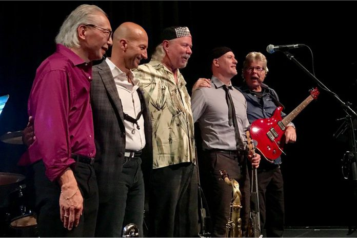 The members of Zing have performed with symphony orchestras and the likes of Buffy Sainte-Marie, Oscar Peterson, and The Alan Parsons Project. (Photo: Zing)