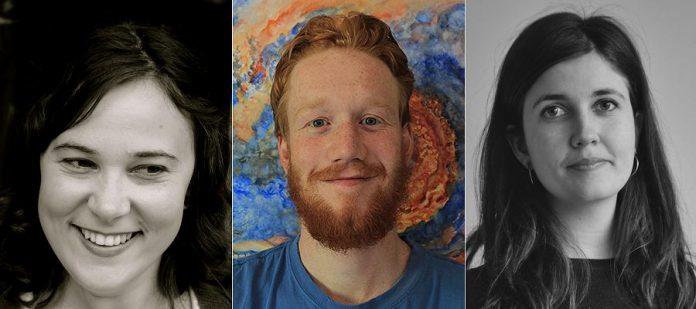 Carolyn Code, Daniel Crawford, and Anne White.
