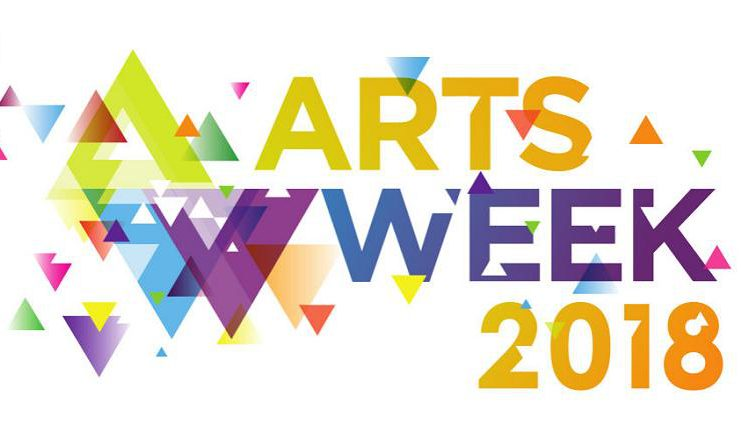 A guide to Artsweek 2018, which takes place from Friday, September 21st to Sunday, September 30th at locations across Peterborough.