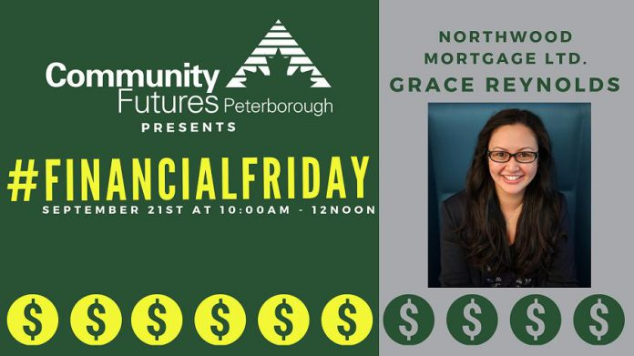 #FinancialFriday with Grace Reynolds