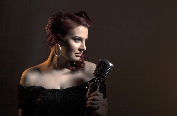Toronto's critically acclaimed Tia Brazda brings her distinctive retro jazz-pop sound to The Black Horse in downtown Peterborough on Thursday, September 20th. (Publicity photo)