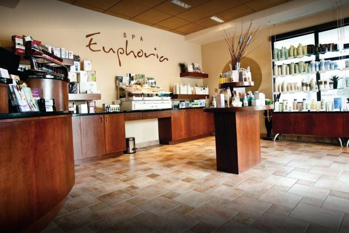 One of Canada's top 50 spas, Euphoria Wellness Spa in Peterborough offers a complete medi spa and more than 100 world-class spa and salon services. (Photo: Simone Dobson / Euphoria Wellness Spa)