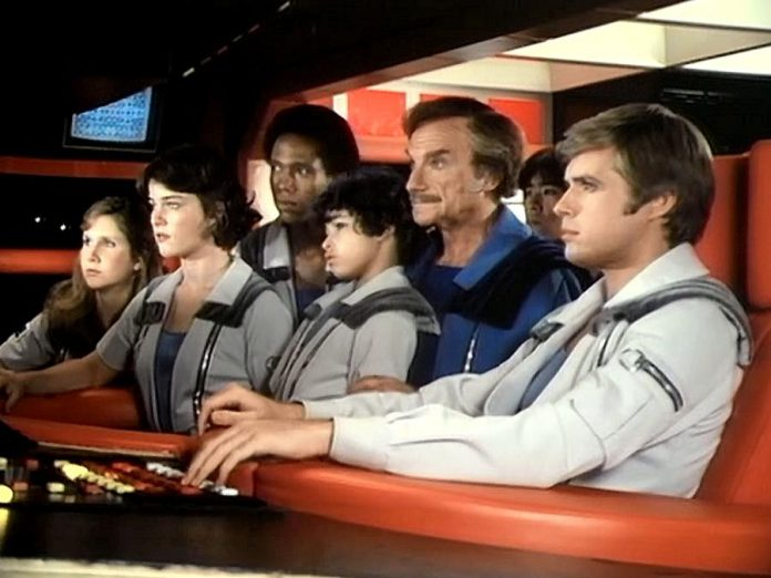 "Planet 12 Productions is recreating the first four episodes of the obscure 1977 Saturday morning live-action kids' television series ""Space Academy"" at The Theatre On King in downtown Peterborough this fall. The original cast of the series, pictured here, included Jonathan Harris (best known for playing Dr. Zachary Smith in the original ""Lost in Space"") as Commander Gampu, a role that will be performed by Adam Martignetti. (Photo: Filmation / CBS)"