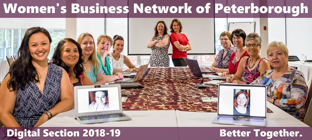 Women's Business Network of Peterborough 2018-19