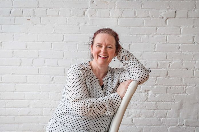 Tracey Ormond, owner of That's A Wrap Catering and Classic Cooking, is president of the 2018-19 board of directors of the Women's Business Network of Peterborough. (Photo: Heather Doughty)