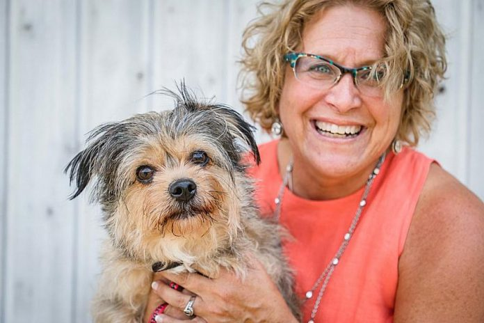Susan Dunkley of the Peterborough Humane Society is one of the members of the Women's Business Network of Peterborough who we profile in our special editorial section this year.  (Photo: Heather Doughty)