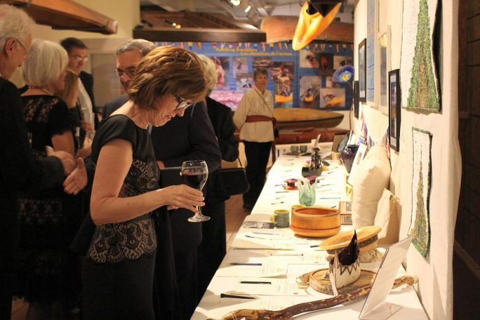 The 11th annual Beaver Club Gala, held at The Canadian Canoe Museum on October 13, 2018, has raised $110,000 for educational programming for children and youth at the museum. (Photo: The Canadian Canoe Museum)