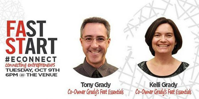 FastStart Econnect - Tony and Kelli Grady