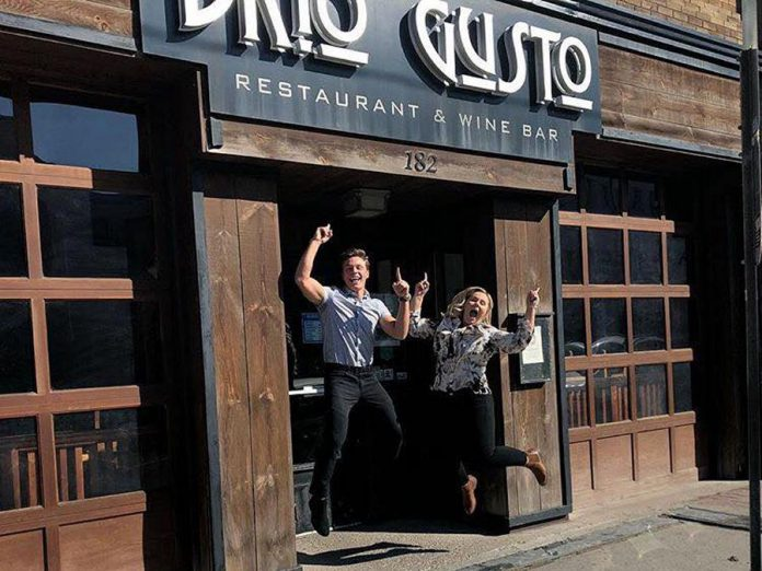 Nate and Danielle White will be launching a new vegan restaurant in the current location of  Brio Gusto in downtown Peterborough in December. (Photo: Nateures Plate / Instagram)
