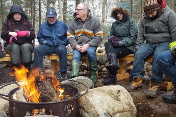The IGNITE Kawarthas Northumberland tourism best practices retreat takes place in January 2019 in  at Northern Edge Algonquin. (Photo: RTO8)