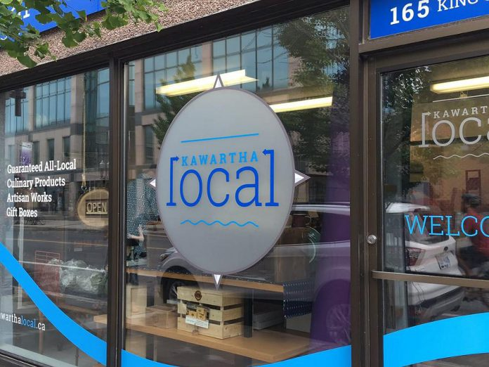 Rob Howard is closing his Kawartha Local Marketplace in downtown Peterborough storefront at the end of October 2018. (Photo: Kawartha Local / Facebook)